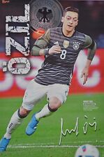 Mesut özil-a3 póster (aprox. 42 x 28 CM) - fútbol recortes colección nuevo