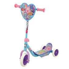 Hatchimals Kids Tre Ruote Tri manico regolabile scooter prova Puntura PNEUMATICI