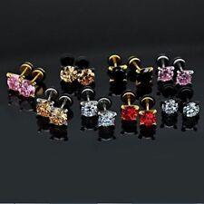 Titanium Earrings & Studs for Men