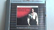 MFSL CD  - Harry Belafonte ... Return To Carnegie Hall  / Rare CD