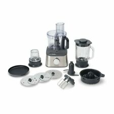 Kenwood FDM313SS Food Processor da 2,1 Litri 800 Watt