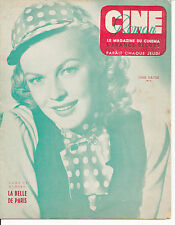 CINE ROMAN 292 (4/1/51) JUNE HAVER RICHARD TODD MICHELINE PRESLE JANE RUSSELL