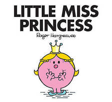 Little Miss Princess | Roger Hargreaves | Story Book | New | Free Post | Cheap