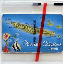 TELECARTE NOUVELLE-CALEDONIE / TRES RARE PUZZLE 6 TELECARTES / COTE 200 € / NSB
