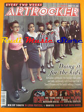 rivista ARTROCKER  Magazine 67 Doing It For the kids young knives  No cd