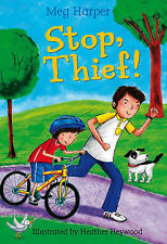 Stop! Thief! (White Wolves: Familiar Settings), Harper, Meg, New Book