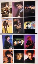 "1990s The Cure 11""x14"" Color Print Portfolio of 12 (Fw-Port-07)"