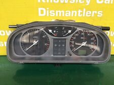 Renault Laguna Mk2 2001-2007 1.9 DCI compteur de vitesse Instrument Cluster