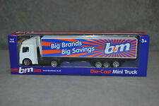 B&M Stores Scania Model Truck Lorry Scale 1:76 Rare Car Collectors New In Box