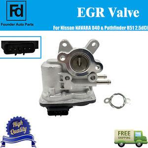 EGR VALVE FOR Nissan NAVARA D40 & Pathfinder R51 2.5dCi 14710-EC00D 14710-EC00A