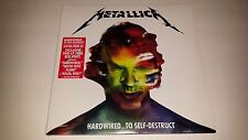 2x LP Metallica Hardwired To Self Destruct RED VINYL RECORD STORE DAY PLUS MORE