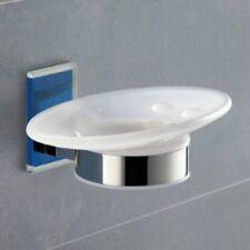 Gedy Piatto Portasapone parete MAINE Accessori Bagno Placca colore Blu Girevole
