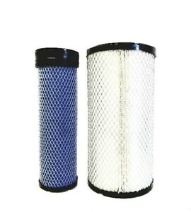 AIR FILTERS COMBO OUTER INNER   FOR  MAHINDRA   006019167C1     006019168C1