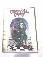 Grateful Dead Song Music Book Piano Vocal Chords Ice Nine Publishing 1973