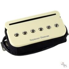 Seymour Duncan SHPR-1b P-Rails Guitar Bridge Pickup P-90 Single Coil Hum Cream