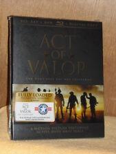 Act of Valor (Blu-ray Disc, 2012, 2-Disc Set) Alex Veadov Roselyn Sanchez