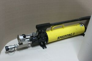 Enerpac Ultima P84 Hydraulic Hand Pump Double Acting 10000 PSI / 700 Bar