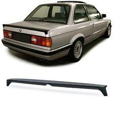 Heckspoiler Spoilerlippe Sport Optik für BMW 3er E30 82-92