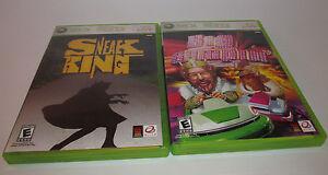 Sneak King & Big Bumpin Complete CIB (Microsoft Xbox 360, 2006) Excellent Shape