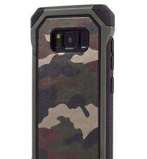 Samsung Galaxy S8+ PLUS - Hybrid Armor Impact Phone Case Cover Camo Gr