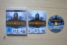 PS3 - Der Herr der Ringe: Der Krieg im Norden - (OVP, mit Anleitung)