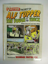 More details for victor the best of alf tupper the tough of the track by morris heggie