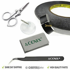 3mm X 50M Double Sided extremly strong Tape adhesive For LCD Glass Mobile Phone
