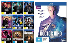 Doctor Who Complete Blu-ray Collection Seasons 1-10 Brand New 47 Disc Set RB