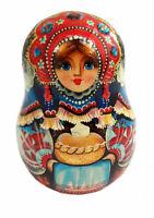 Culbutos - Poupée russe avec grelot - Cadeau Russe- Emelianova