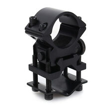 Tactical 25mm Scope Laser Flashlight Ring Mount Holder Clamp For Gun Rifle SA