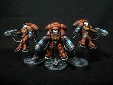 Warhammer 40k Primaris Blood Angels Inceptors Pro painted commission