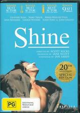 SHINE - GEOFFREY RUSH - NEW & SEALED DVD - FREE LOCAL POST