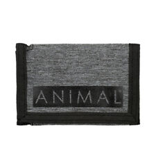 ANIMAL MENS WALLET.VEXATION GREY COIN CREDIT CARD MONEY NOTE COIN PURSE 8W 4 22