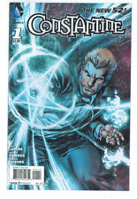 CONSTANTINE #1 DC New 52 Comics High Grade 1st Print Near Mint to NM+