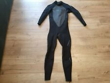 O'neill Hammer Wetsuit 3/2mm Men's Size Medium with Back Zip Feature