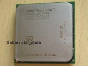 AMD Sempron 64 3500+ Socket 939 CPU - SDA3500DIO3BW BRAND NEW