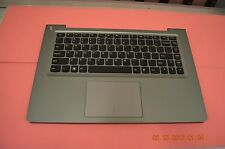 Genuine Lenovo Ideapad u400 keyboard Top case w/mousepad/speaker/cables & more