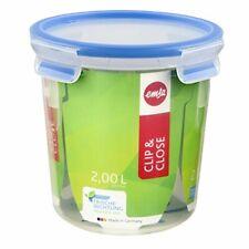 EMSA Clip /& Close in vetro fresco dosi di interruzione-Set 3er Set freschi lattina di interruzione ROSSO 0.5 L