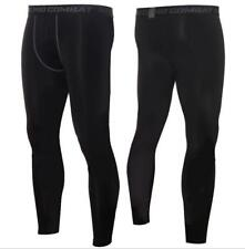 Men's Compression Running Jogger Gym Tight Sport Pants Long Trousers