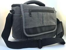 Canvas Camera Case Bag for Nikon DSLR Rebel D7000 D810 D610 D3200