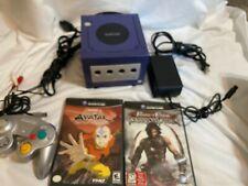 Nintendo GameCube System Bundle + Controller + Games