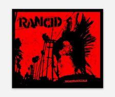 Rancid Indestructible Vinyl Sticker Decal