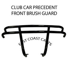Club Car Precedent Golf Cart Black Front Bumper Brush Guard
