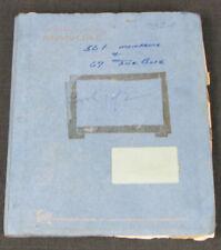 Tektronix Type 561 Oscilloscope Instruction Manual 1961