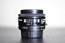 Nikon AF 50mm 1.8 Prime FX Lens!