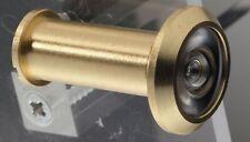 ABUS Türspion 1200 Gold - Blickwinkel von ca. 200 Grad