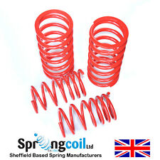 Subaru Forester SG Suspension Spring Kit - Lowering Springs - UK Manufactured