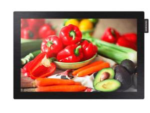 "Samsung 10.1"" Black LED Large Format Display 1280x800 Model:DB10D,LH10DBDPLBC/EN"