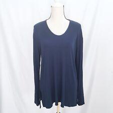 Theory women's tunic shirt size M tunic long sleeve