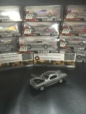 "Gone in 60 Seconds 1967 Ford Mustang ""Eleanor"" 1:64 Scale Model"